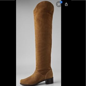 Stuart Weitzman Dunkirk over the knee boot